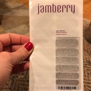 Jamberry Diamond Dust Sparkle nail wraps